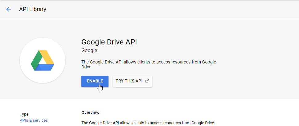 enable-drive-api