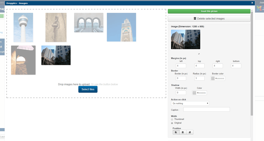 editor image manager
