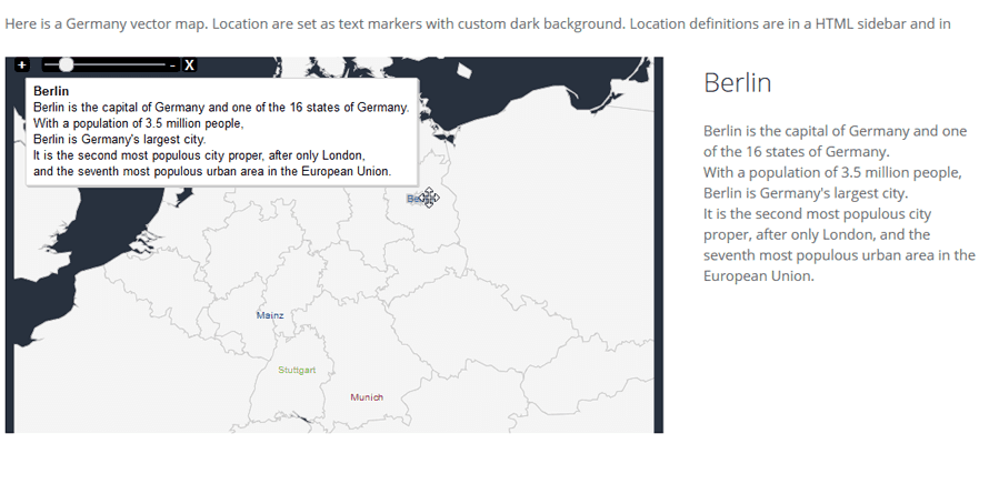 germany-vector-map