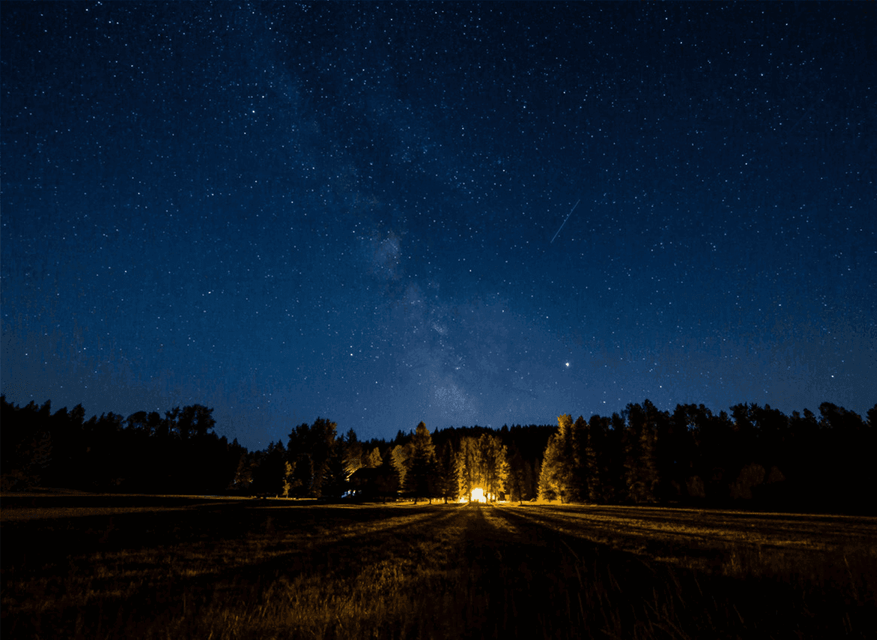 Sirius with Telescope