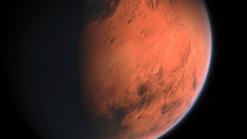 Amazing Mars Photos