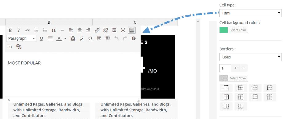 visual-cell-editor