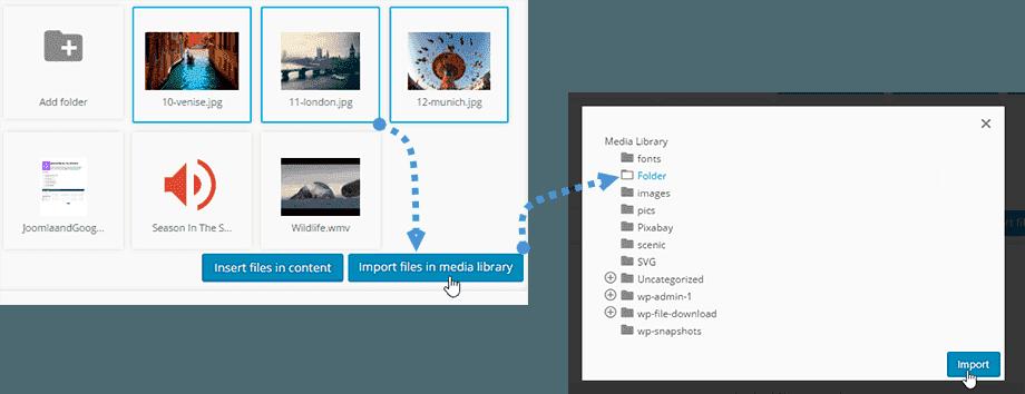 import-media-google-drive